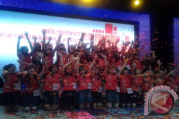 Finalis audisi JKT 48 dapat kejutan ke Jepang
