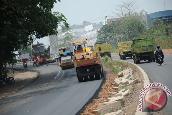 Jalintim Sumatera Bandar Lampung--Palembang siap untuk arus mudik