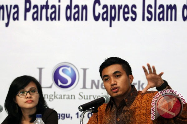 Partai Islam jadikan hasil survei bahan masukan