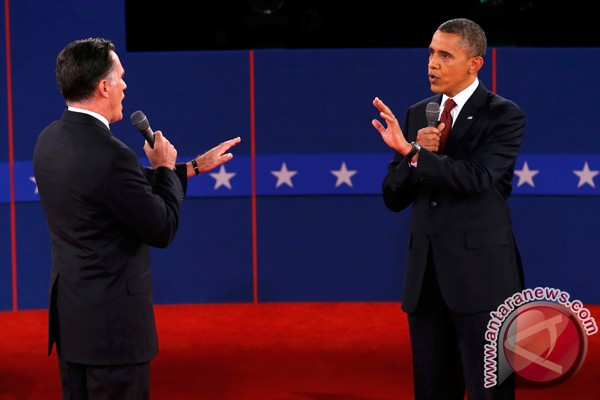 Yang paling ditwit selama debat Obama-Romney