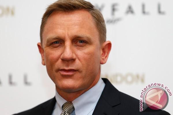 Daniel Craig Ogah Main James Bond Lagi Walau Ditawari Rp1,3 Triliun