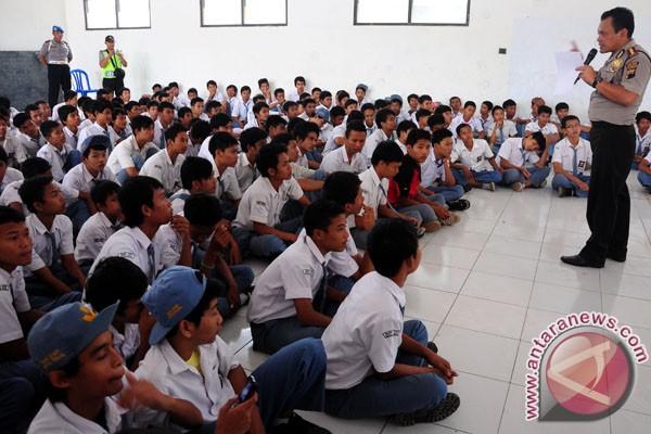 Polsek Ciputat tangkap 168 pelajar hendak tawuran