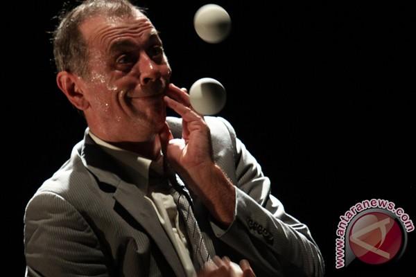 Konser-juggling