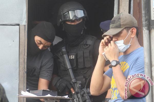 Kesaksian warga tentang terduga teroris di Mampang