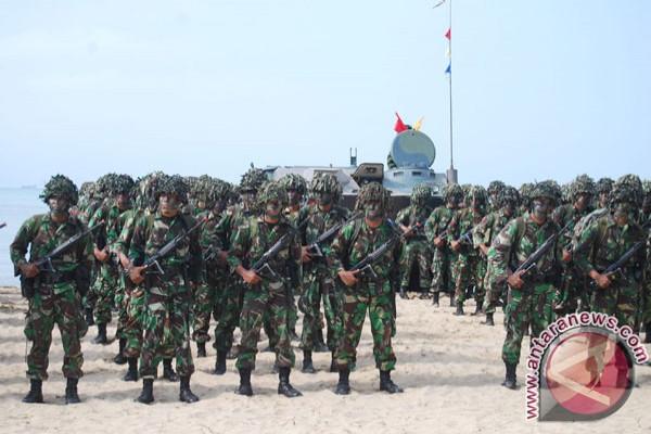 39 jenderal akan hadiri Latgab TNI di Kutai Timur