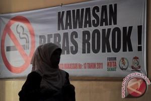 Peraturan kawasan tanpa rokok di Yogyakarta berlaku penuh April