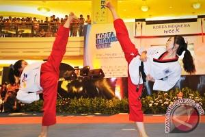 Atlet pelatnas berlatih di Korea demi Olimpiade