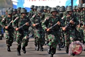 Kisah Letnan Dua dr Dita di Satuan Tugas Pengamanan Perbatasan TNI