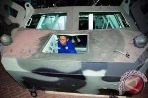 Lima BUMN pameran teknologi militer di Polandia