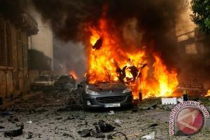 Lima orang tewas akibat ledakan bom di Mogadishu