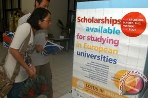 UE sediakan 1.600 beasiswa untuk masyarakat Indonesia