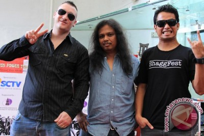 Gugun Blues Shelter akan tur ke Amerika