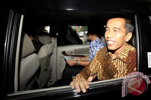 Jokowi ambil gaji Gubernur DKI