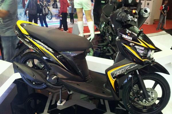 Yamaha Soul GT Street Series (ANTARA News / Adam Rizal)