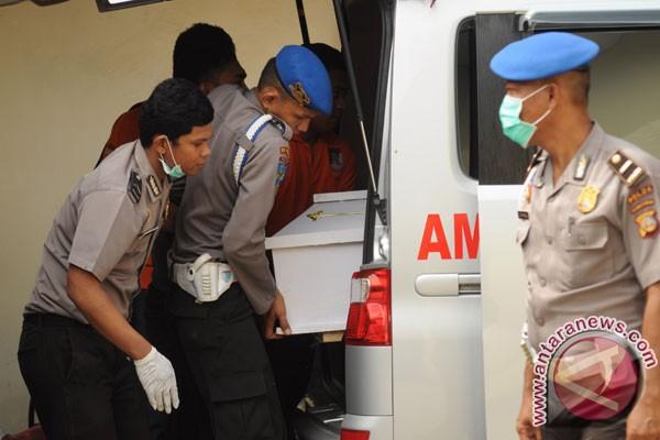 Jenazah terduga teroris dimakamkan di Poso