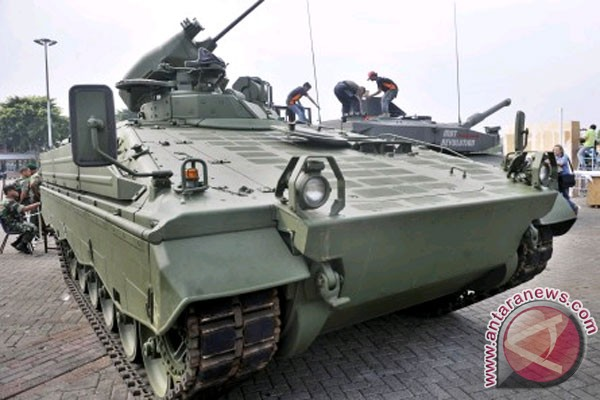 Jerman akan jual 164 tank kepada Indonesia