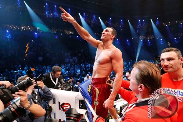 Klitschko tetap terbaik