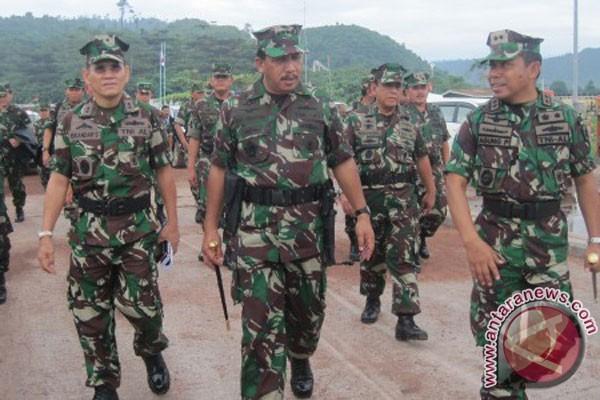 Panglima TNI puas Latgab sukses