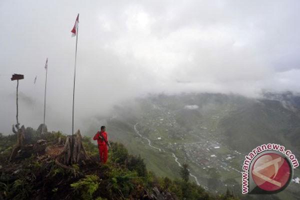 Penyerangan Papua tewaskan delapan tentara dan empat sipil