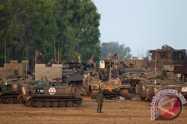 Tentara Israel lacak terowongan di Gaza