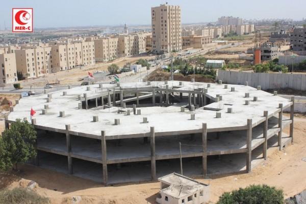 Pembangunan Rumah Sakit Indonesia di Gaza selesai akhir 2013