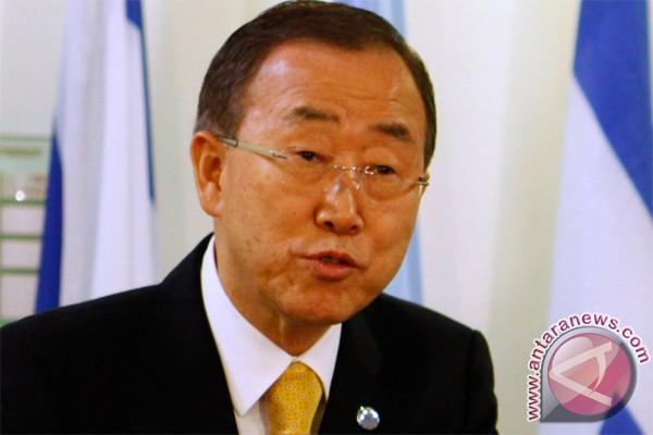 PBB cela pembantaian di barak militer Mesir