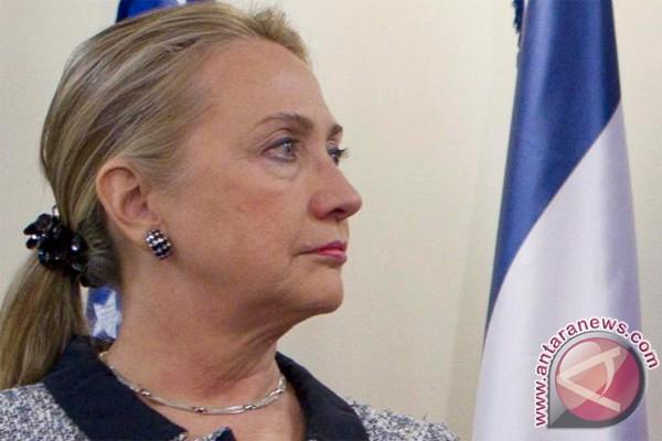 Hillary Clinton keluar rumah sakit