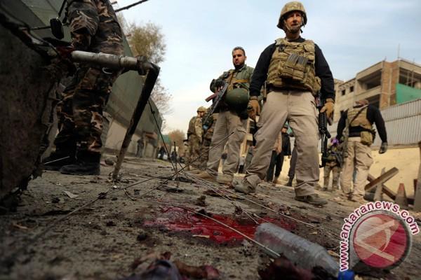 Tentara Inggris di Afghanistan hingga 2015