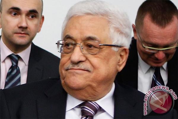 Presiden Palestina desak Israel hentikan pembangunan permukiman