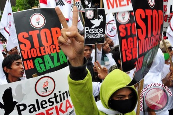 Indonesia remains committed to supporting Palestinian statehood