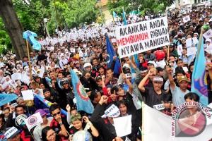 Buruh Jabar deklarasikan ormas