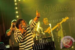 The Rollies konser HUT ke-50 di Bandung