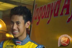 Sean Gelael gagal finis di GP2 Monaco