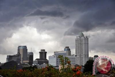 Siang ini Jakarta diguyur hujan