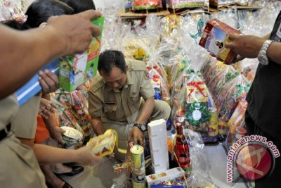 Indonesian Food and Drug Supervisory Agency unearths 2,939 food items