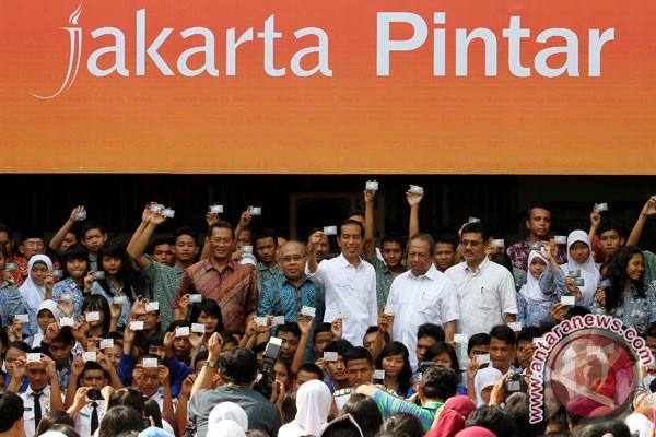 Kartu Jakarta Pintar diluncurkan