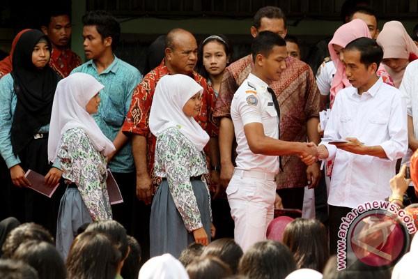 Kaum muda pilih Jokowi jadi calon presiden