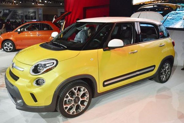 LA auto show 2012 tongolkan 10 model baru pabrikan global