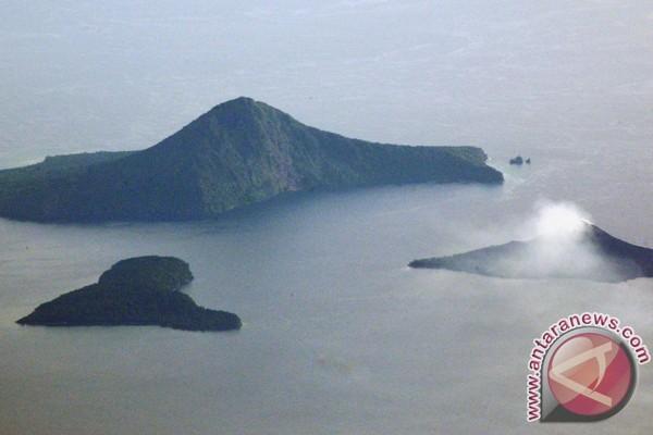 Aktivitas Gunung Anak Krakatau Normal