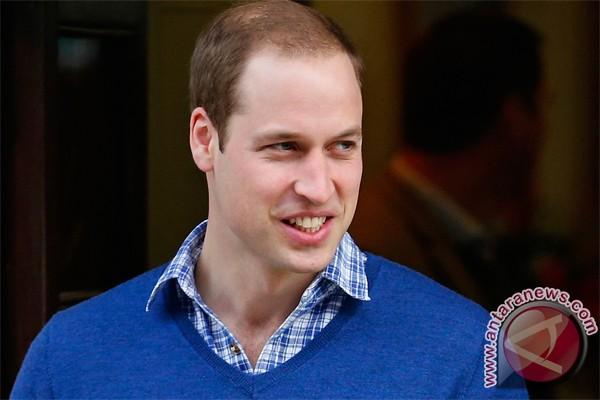 Pangeran William natalan dengan keluarga istrinya