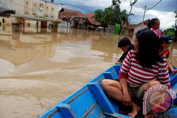Presiden kirim bantuan  untuk korban banjir Baleendah