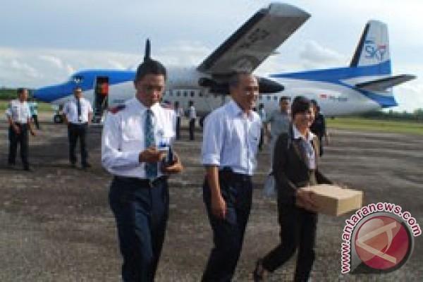 Sky Aviation resmi terbangi Pekanbaru-Silangit