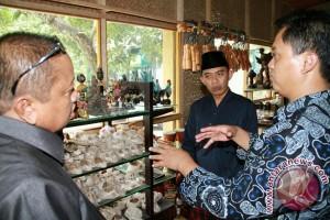 Kelompok usaha pemuda Kukar belajar di Magelang