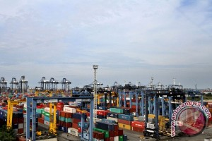 Nilai ekspor Indonesia turun 3,07 persen pada April