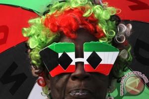 20121205071 Presiden Ghana Mahama terpilih kembali
