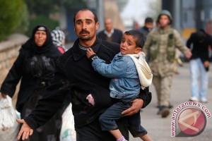 Prancis akan terima 400 pengungsi setiap bulan dari Yunani