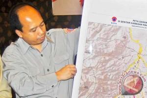 BNPB: hujan akibatkan banjir lahar dingin Merapi