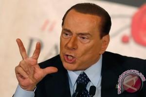 Berlusconi ogah bayar gaji pemain jika Milan tampil memalukan