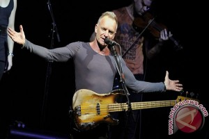 Sting dan David Foster di Java Jazz