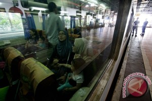 Tiket KA tambahan dari Yogyakarta ludes